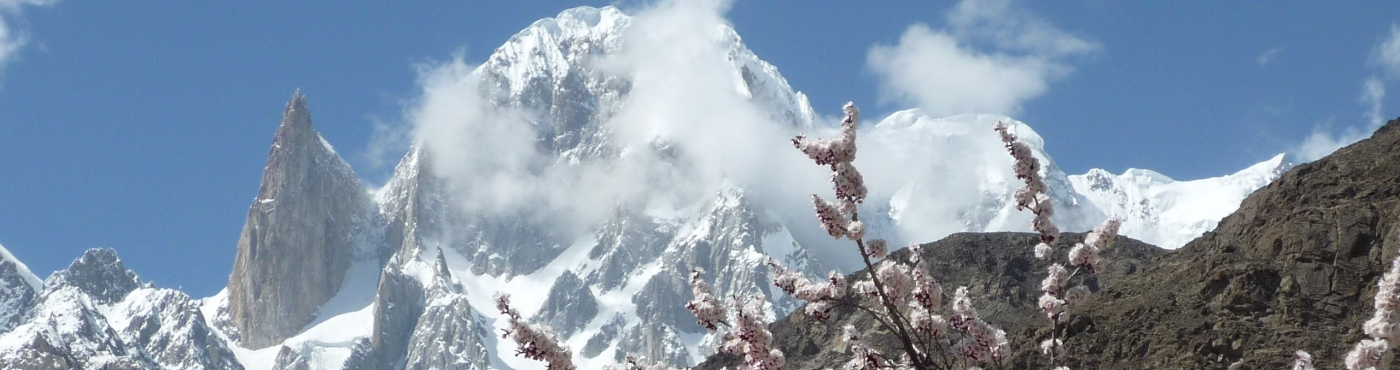Hunza Pak and Lady Finger Peak